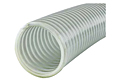 4615 Clear/White Helix PVC Water Suction Hose