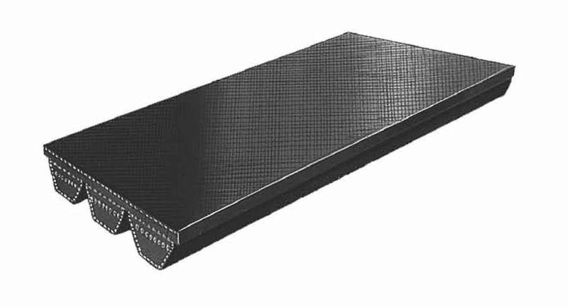 0.66 Inch Top Width Jason Industrial V Belt Pack of 2 0.41 Inch Thick B30-5L330 33 Inch Outside Length Wrapped V-Belt Megadyne
