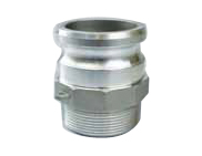 Part F Adapter x Male NPT<br>Reducing Cam and Groove Couplings