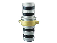 Anti-Leak Pin Lug Couplings - For Lay Flat Hose