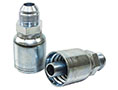 JB12MJ Series Male JIC 37 Degree Flare Couplings