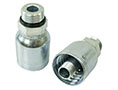 JB12OBS Series Male O-Ring Boss Swivel Couplings